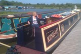 UK shared narrow boat